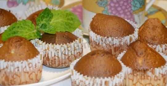 Кексики на сметане рецепт с фото пошагово