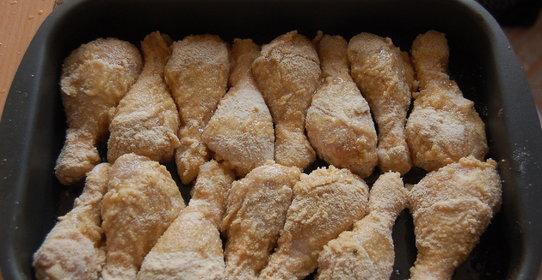 Голень куриная рецепты рисом фото