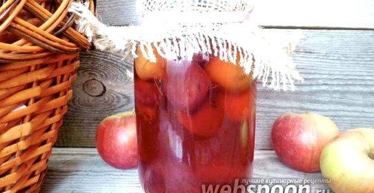 рецепты компотов из сливы на зиму фото с описанием