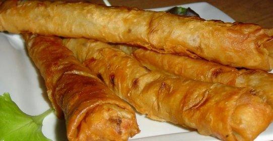 Пошаговый рецепт блюд из лаваша с