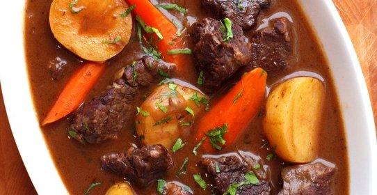 Рагу из говядина в мультиварке рецепты