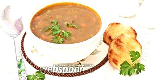 Суп из маша рецепт с пошаговым