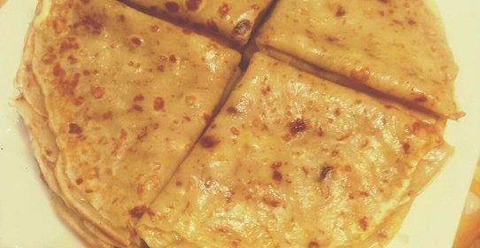 Блины с припеком рецепты с фото пошагово