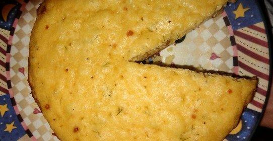 Рецепт сырного пирога в мультиварке
