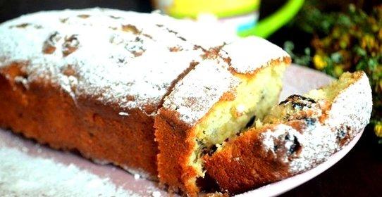 Рецепт смачного кексу