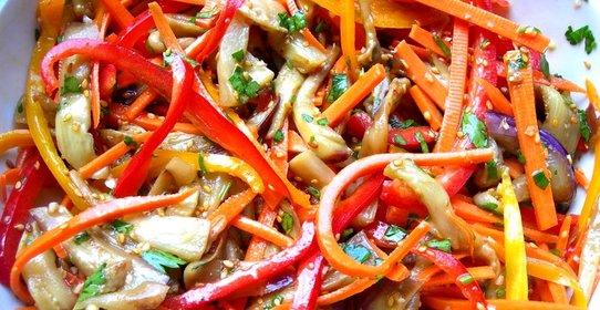 салаты по корейски с фото