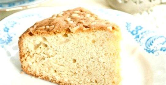 Пирог с кедровыми орехами рецепт