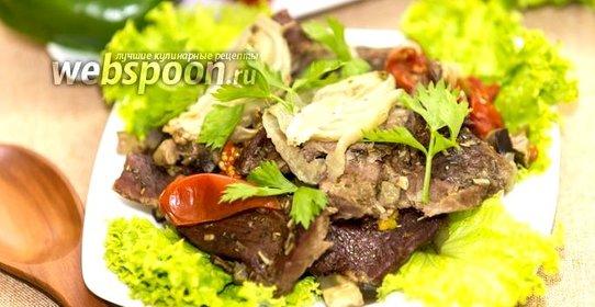 мясо страуса рецепты фото