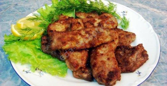 Рецепт соломонов из мяса