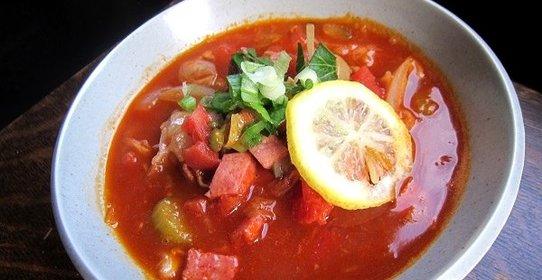 Приготовить солянку рецепт из колбасы