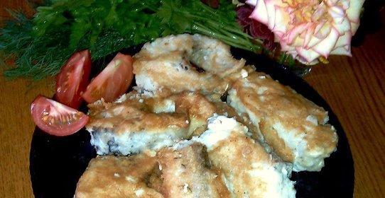 вкусно пожарить рыбу рецепт фото