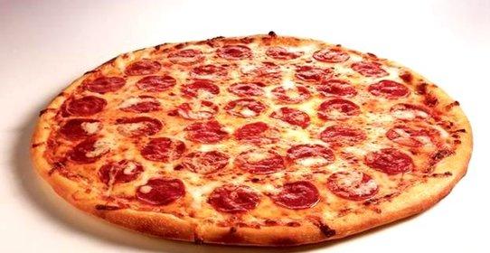 как сделать пиццу в домашних условиях рецепт с колбасой