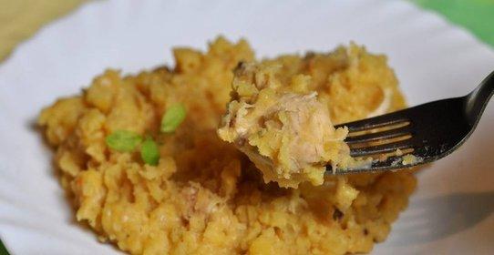 Горошница рецепт с пошагово с мясом