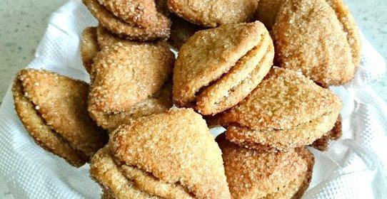 Творожное печенье конвертики рецепт с фото пошагово