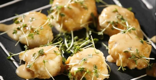Рецепты с морскими гребешками пошагово