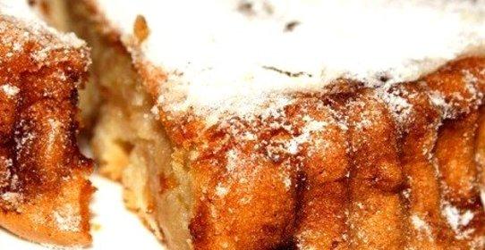 Рецепт шарлотки с яблоками - рецепты десертов в домашних